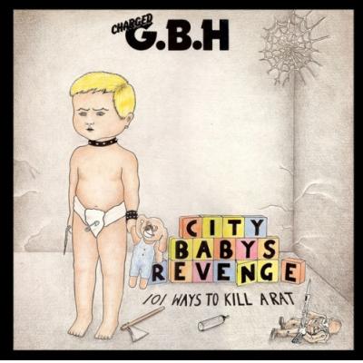 City Baby's Revenge (amerikai kiadás)