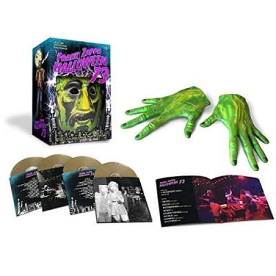 Halloween '73 (Live in Chicago,1973,Ltd.Boxset) 4CD