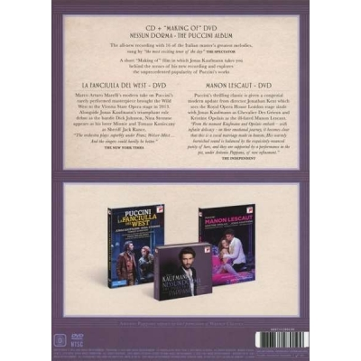 Puccini Edition (3DVD+CD)