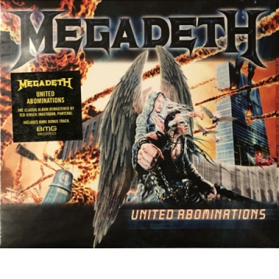 United Abominations (Digipack, Reissue, Remastered)