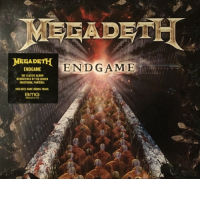 Endgame (Digipack,Reissue, Remastered )