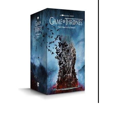 Trónok harca 1-8. évad - a teljes sorozat (39 DVD)