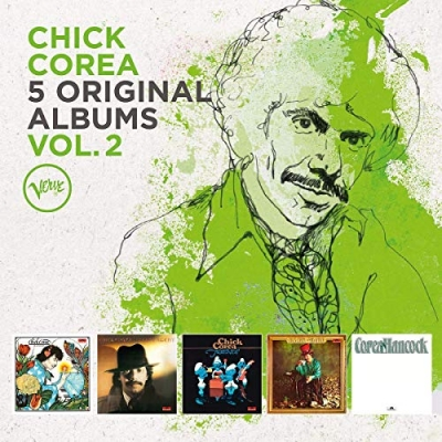 5 Original Albums, Vol.2 5CD