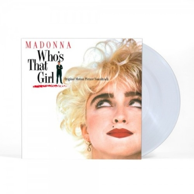 """WHO'S THAT GIRL-O.S.T. (140 GR 12""""-LTD.) Vinyl"""
