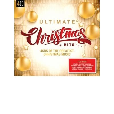 Ultimate... Christmas Hits 4CD