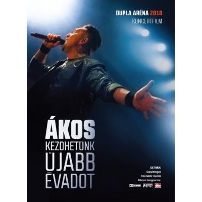 KEZDHETÜNK ÚJABB ÉVADOT - DUPLA ARÉNA 2018 DVD