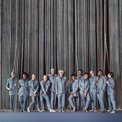 "American Utopia on Broadway (Original Cast Recording) [VINYL] (140 GR 12""-LTD.)2LP"