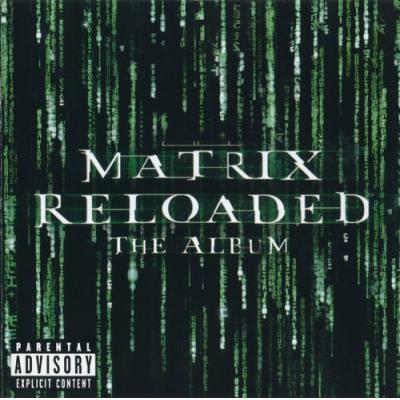 "MATRIX RELOADED (140 GR 12""GREEN-LTD.) 3LP"