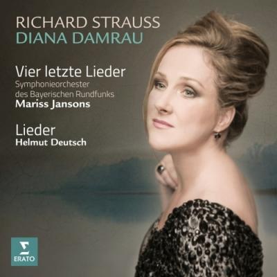 R. STRAUSS:NÉGY UTOLSÓ ÉNEK, DALOK (Richard Strauss: Lieder)