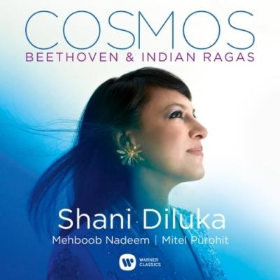 COSMOS - BEETHOVEN ÉS AZ INDIAI KÖLTÉSZET (Cosmos. Beethoven & Indian Ragas)