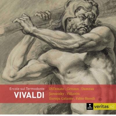 Vivaldi : Ercole sul Termodonte 2CD