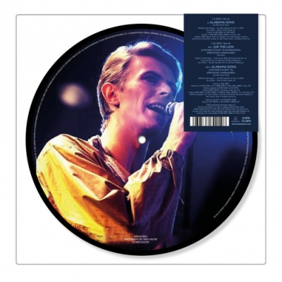 "ALABAMA (7"" SINGLE PICTURE DISC-LTD.) LP"