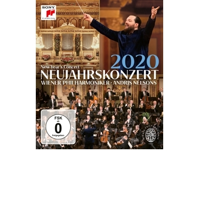 NEW YEAR'S CONCERT 2020 Blu-ray