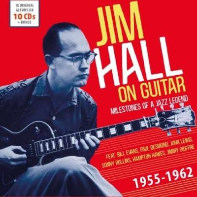 On Guitar - Milestones of a Jazz Legend 12 Original Albums (10CD)