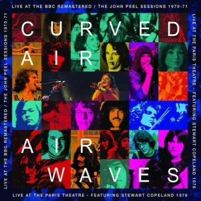 AirWaves - Live At The BBC Remastered  LP