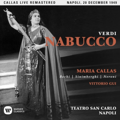VERDI:NABUCCO (NÁPOLY, 20/12/1949)