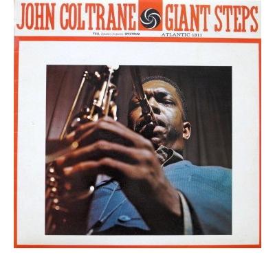 "GIANT STEPS (140 GR 12"" COLOUR-LTD.) 60th Anniversary Edition 2LP"