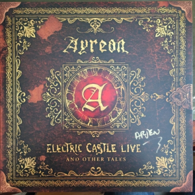 Electric Castle Live and Other Tales 3LP