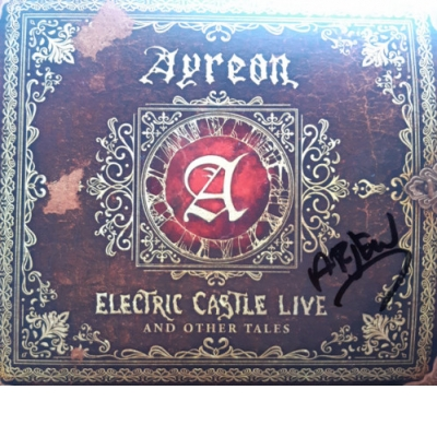 Electric Castle Live and Other Tales  2CD+DVD