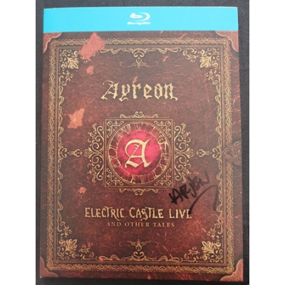 ELECTRIC CASTLE LIVE AND OTHER TALES Blu-Ray