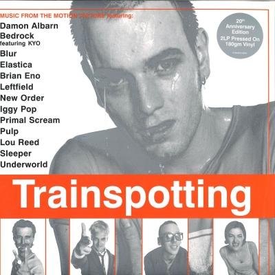"TRAINSPOTTING (180 GR 12"")"