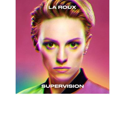 SUPERVISION -Coloured Vinyl, High Quality LP