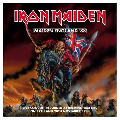 MAIDEN ENGLAND '88  (LTD.)