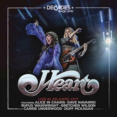 Live in Atlantic City +CD