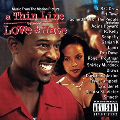 "A THIN LOVE BETWEEN LOVE (140 GR 12"" COLOUR-LTD. ) OST 2LP"