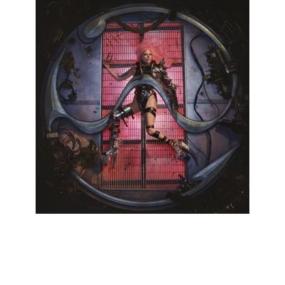 Chromatica Hardcover Book (Ltd.Deluxe Edt.)
