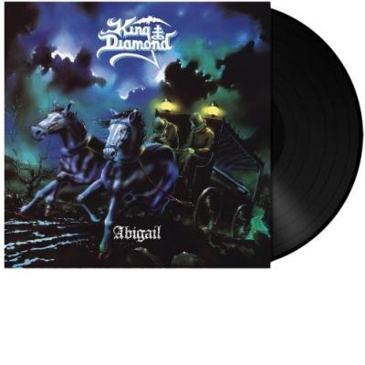 Abigail - 180g Black Vinyl