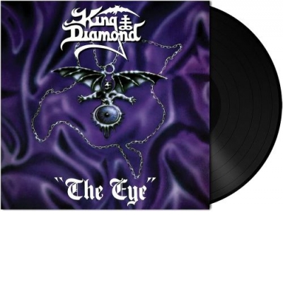 The Eye 180g Black Vinyl