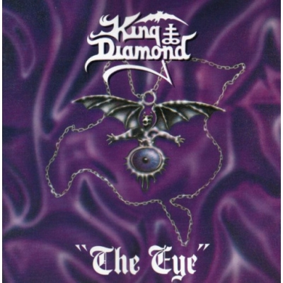 The Eye CD Hardcover Digisleeve