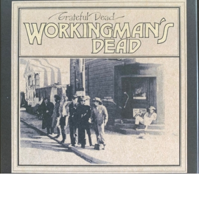 Workingman's Dead (50th Anniversary) (Deluxe Edition) (O-Card Version) 3CD