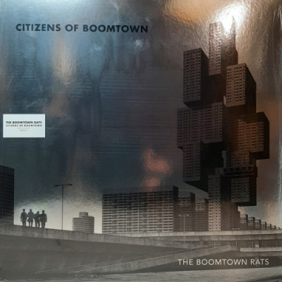 Citizens Of Boomtown , LP,  Limited Edition, Gold