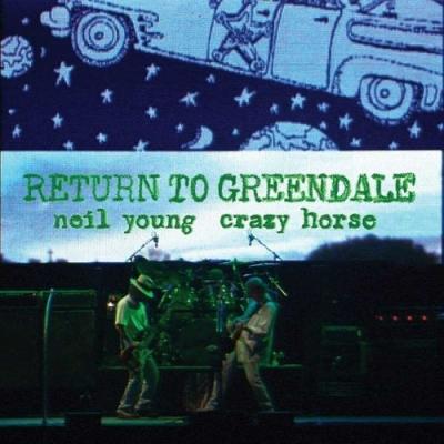 """RETURN TO GREENDALE (140 GR 12"""")"""