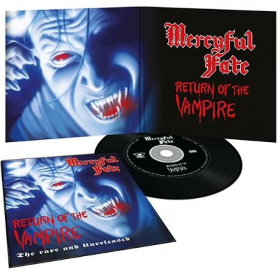 Return Of The Vampire - Hardcover Digisleeve