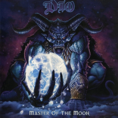 Master of the Moon  LP, Album, Reissue, Remastered, Stereo