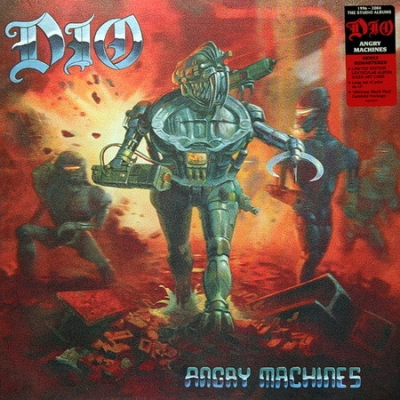 Angry Machines  Reissue, Remastered, Stereo LP