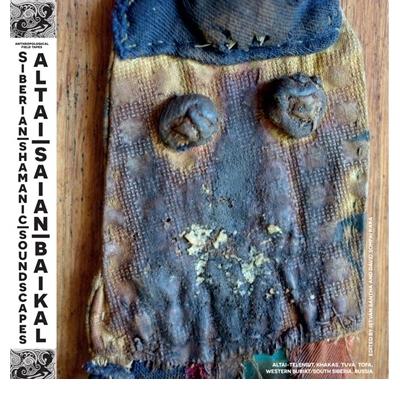 Szibériai sámán hangképek Vinyl
