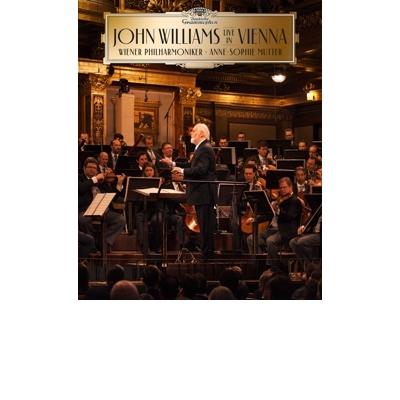 JOHN WILLIAMS IN VIENNA CD+Blu-Ray Audio