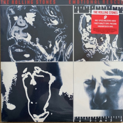 EMOTIONAL RESCUE LP Half-Speed Master