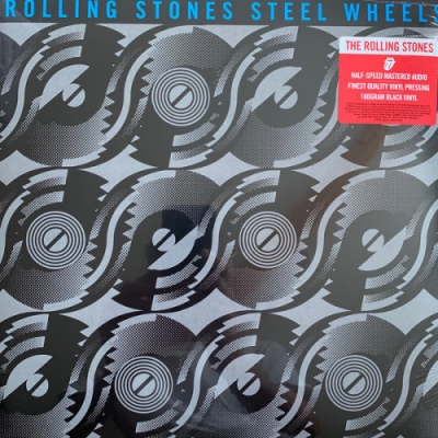 STEEL WHEELS LP Half-Speed Master