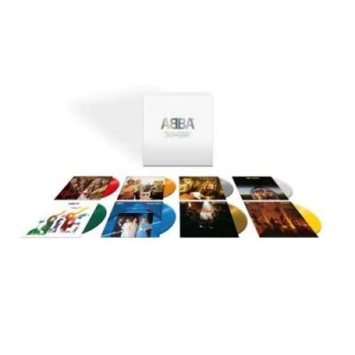 The Studio Albums (Limited Coloured 8LP Box)