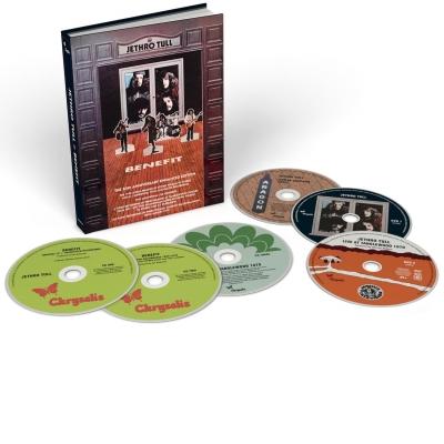 BENEFIT (4 CD/2 DVD-LTD.)