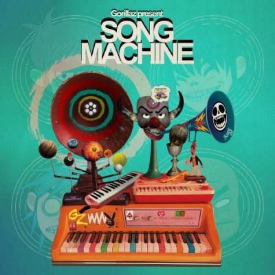 PRESENTS SONG MACHINE, SEASON 1