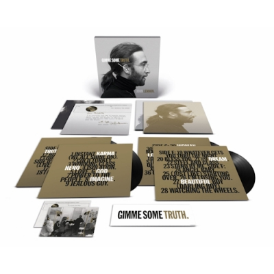 GIMME SOME TRUTH  4LP