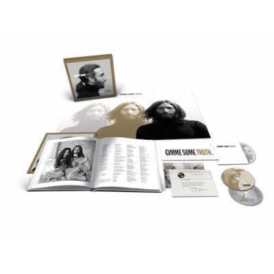 GIMME SOME TRUTH  2CD+Blu-Ray Audio