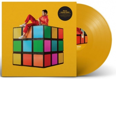 Colour Vision [Opaque Yellow LP]