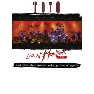 Live At Montreux 1991 LP